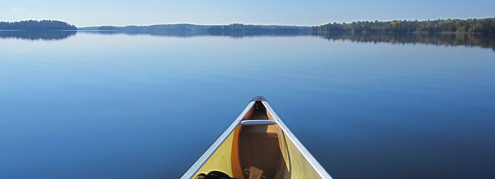 BWCA Canoe Outfitting, Wilderness experience, Ely Minnesota, packsack