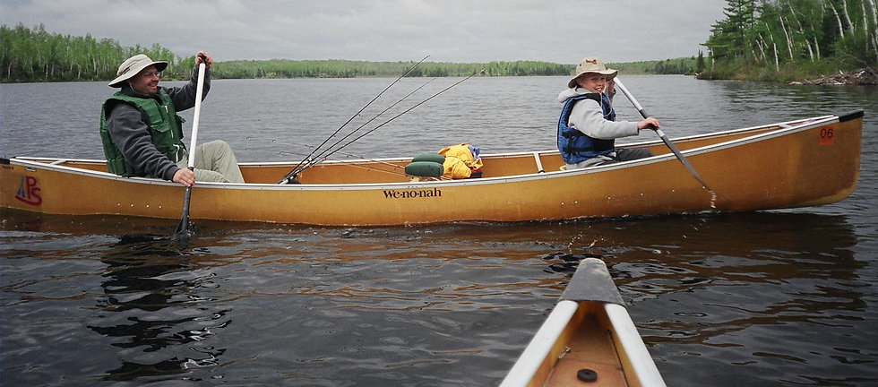 Packsack Canoe Trips, Boundary Waters outfitters to the western BWCA