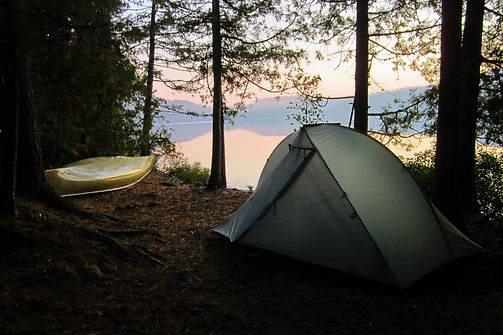 Packsack Canoe Trips BWCA outfitters, to all western entry points.