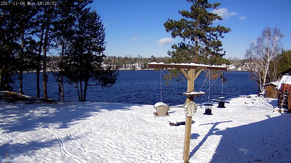Fall Lake Webcam, Ely Webcam, BWCA webcam