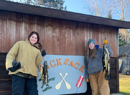 Nick's Fall Lake Fishing Report for May 13th