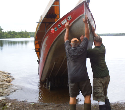 MN Boundary Waters towing services
