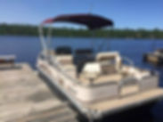Boundary Waters canoe rental, boats and pontoon rental