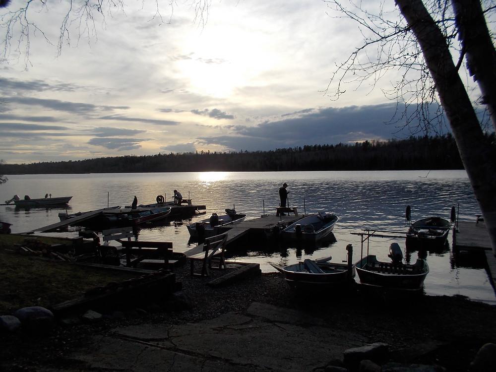Fall Lake, Fishing blog, BWCA Fishing