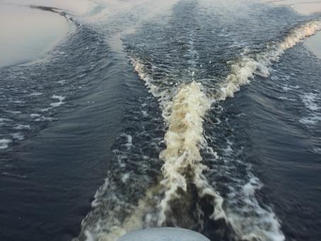 Fall Lake Fishing Report for May 10th