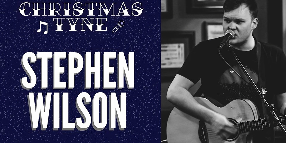 Stephen Wilson - Live at Christmas Tyne