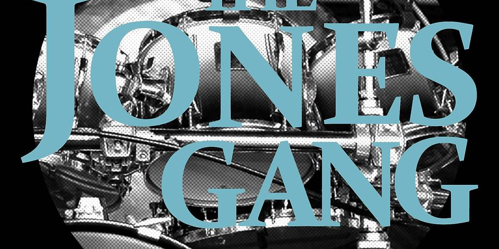 KENNEY JONES & THE JONES GANG