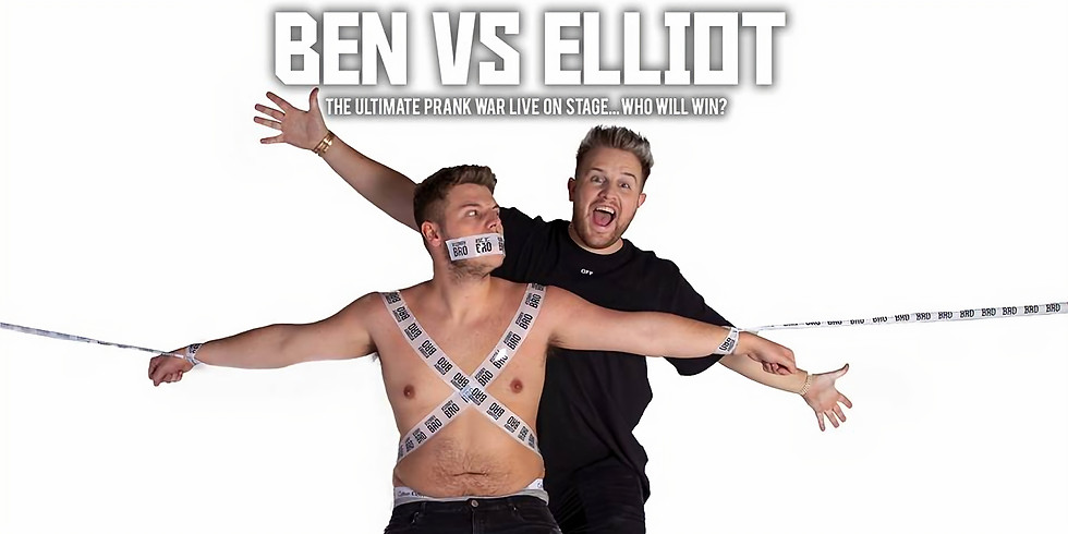 Ben Phillips Live Tour 2019 - Ben vs Elliot