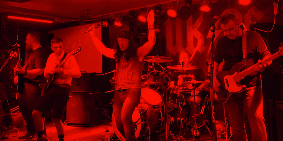 UK/DC - A TRIBUTE TO AC/DC