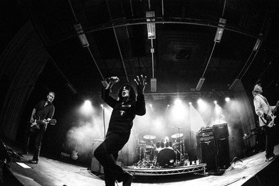 Killing Joke - Photo by Adam Taylor
