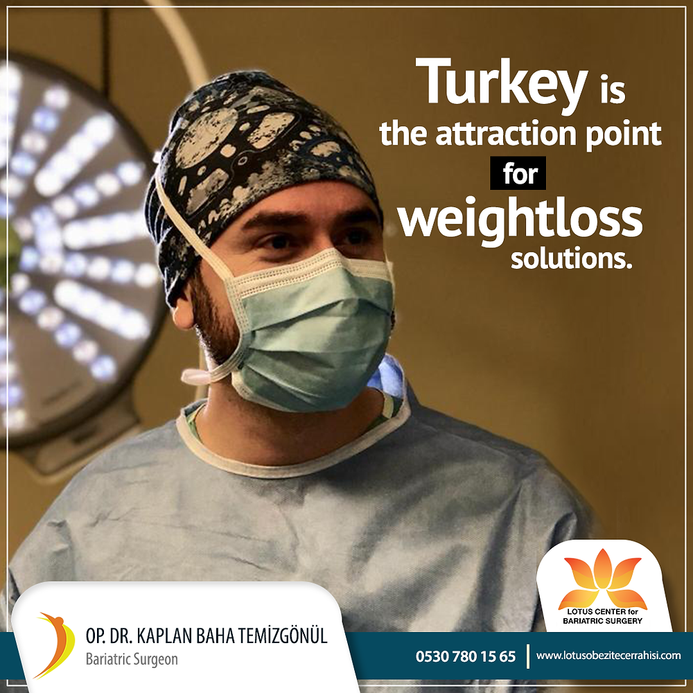 Weight loss surgery Turkey