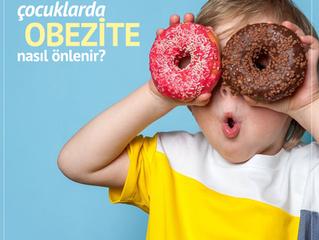 Çocuklarda Obezite Hızla Artıyor