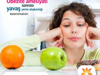 Mide Küçültme Ameliyatı Sonrası Kışa Meyveler ile Hazırlanın