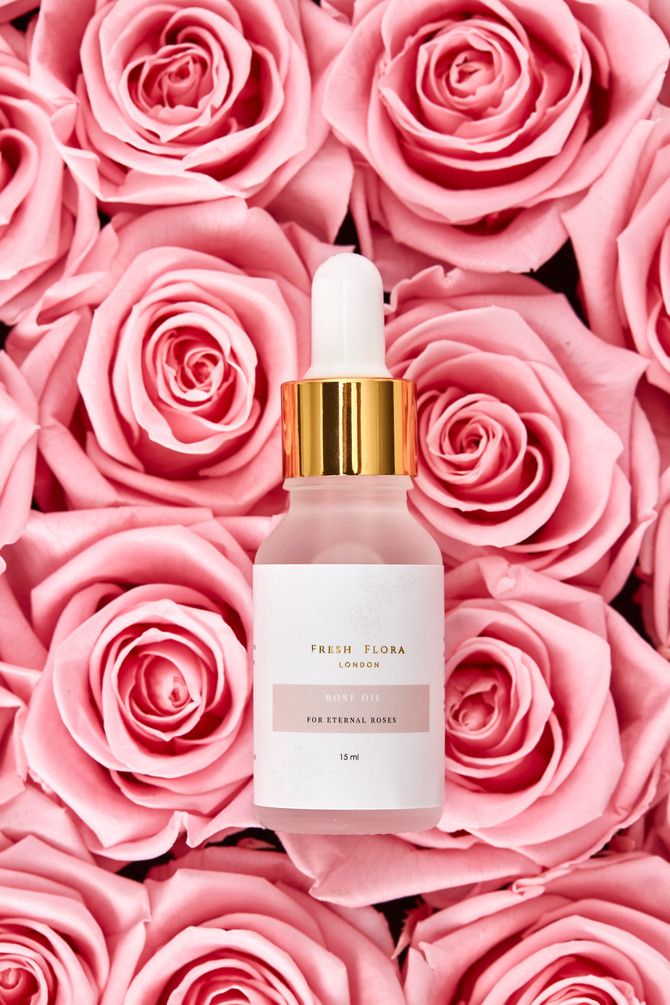 Product Photography for Fresh Flora London