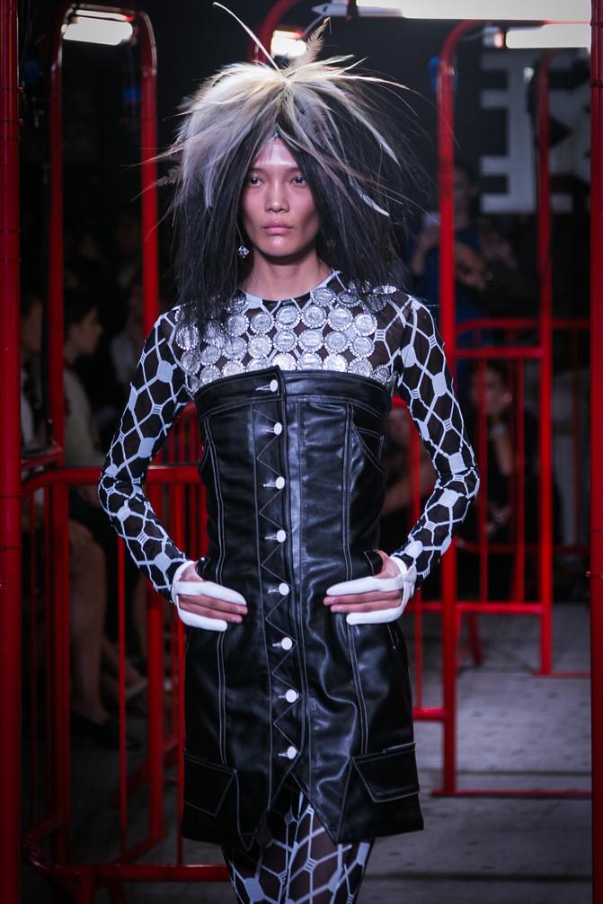 London Fashion Week #SS16 - KTZ