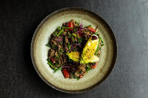 Lahpet Burmese Cuisine by Kathrin Werner