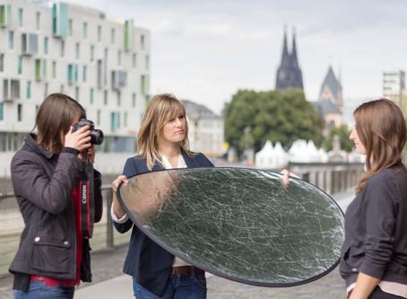 Behind the Scenes - Rheinauhafen, Cologne