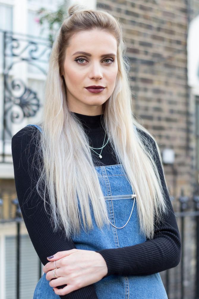 Throwback: Street Style with Blogger Carina Blumenau