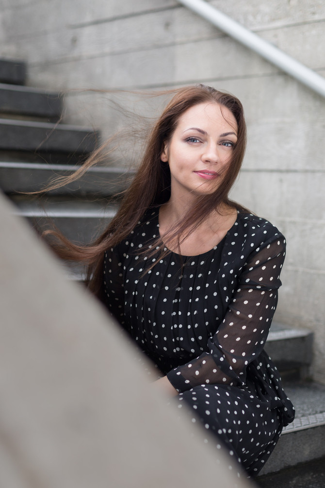 Portrait Photography with Simona