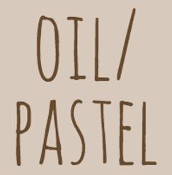 oil/pastel