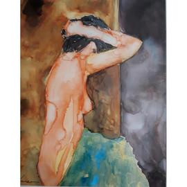 Klimt's Model