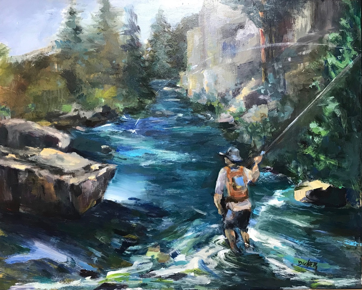 South Fork Angler DD
