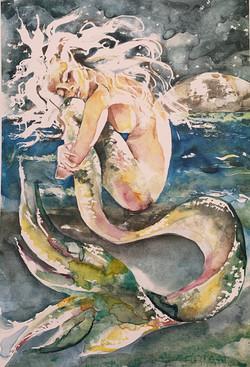 Moonlit Mermaid