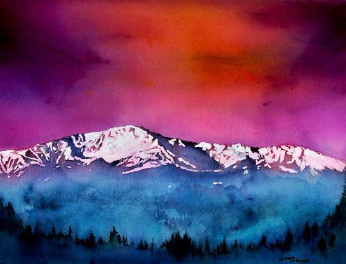Pikes Peak Waking