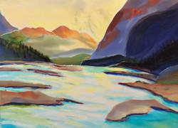 River Runs Bright