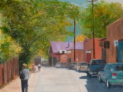 Canyon Road - Santa Fe