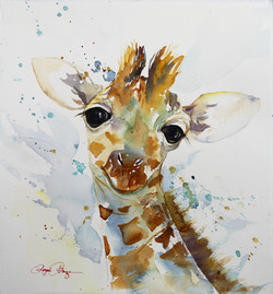 Giraffe 2 - Small