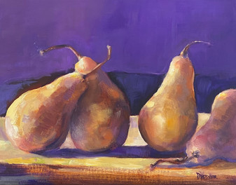Cuddle of Pears