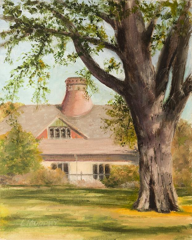 Van Briggle Tree