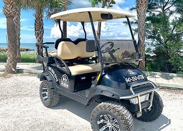 Siesta Key Golf Cart Rental