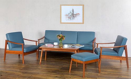 Sofa Set Turin - Kursi Tamu