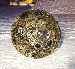 steampunk orb