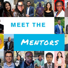 Meet the mentors III