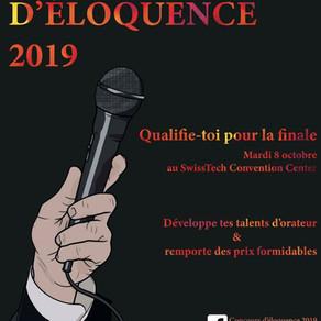 EPFL Public Speaking contest 2019