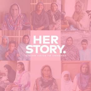 HER STORY PAKISTAN