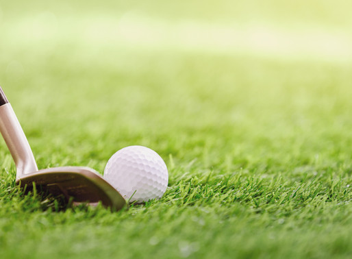Golf Results for 2020