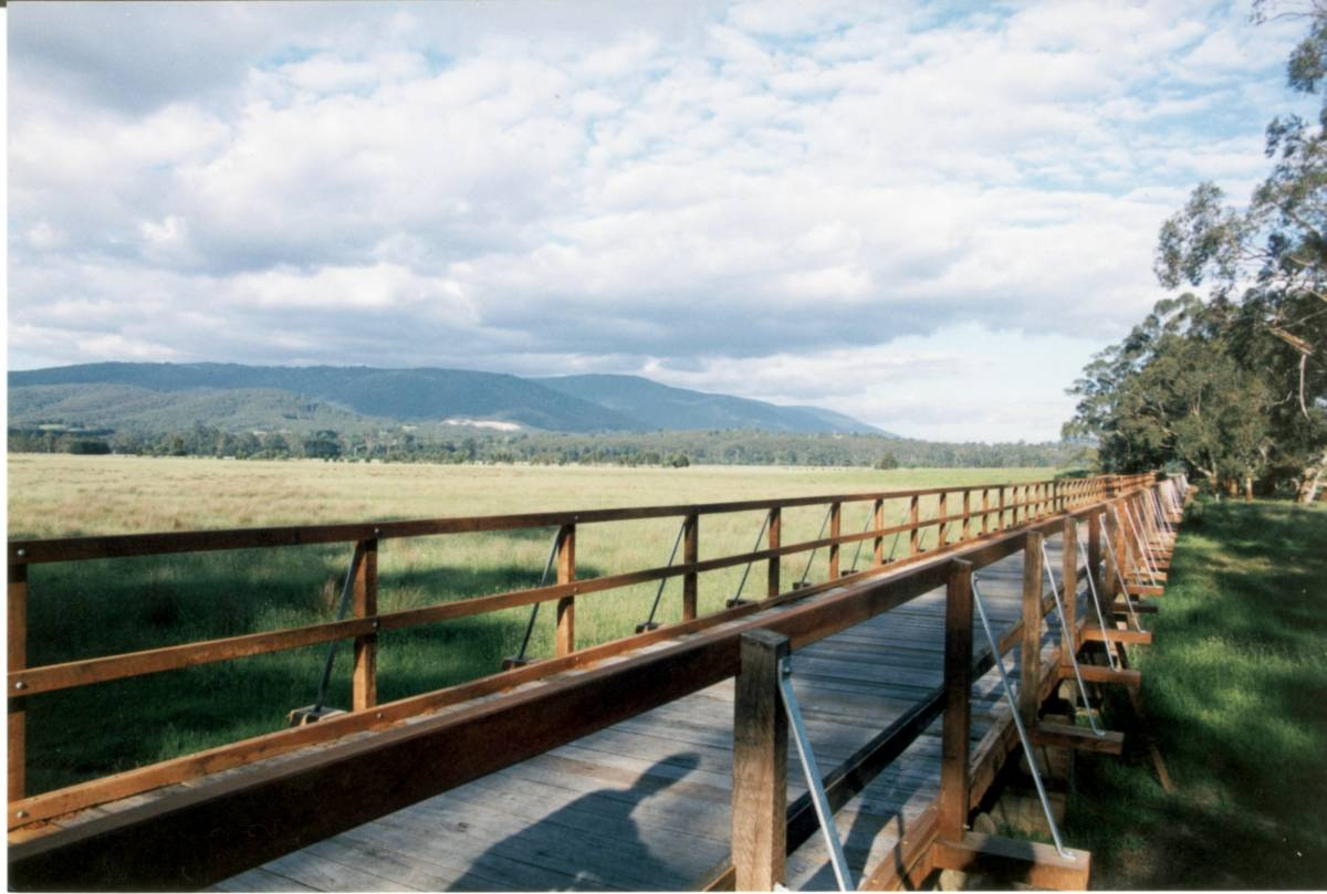Woori Yallock Bridge