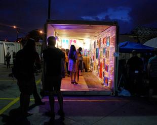 CMYK Installation at Built Festival 2011