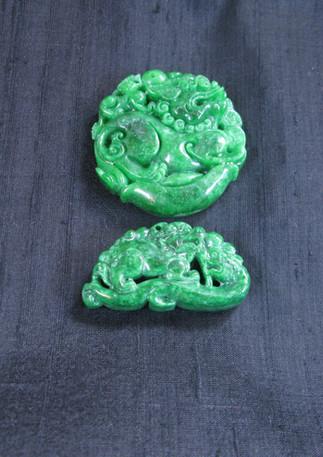 Jade, China