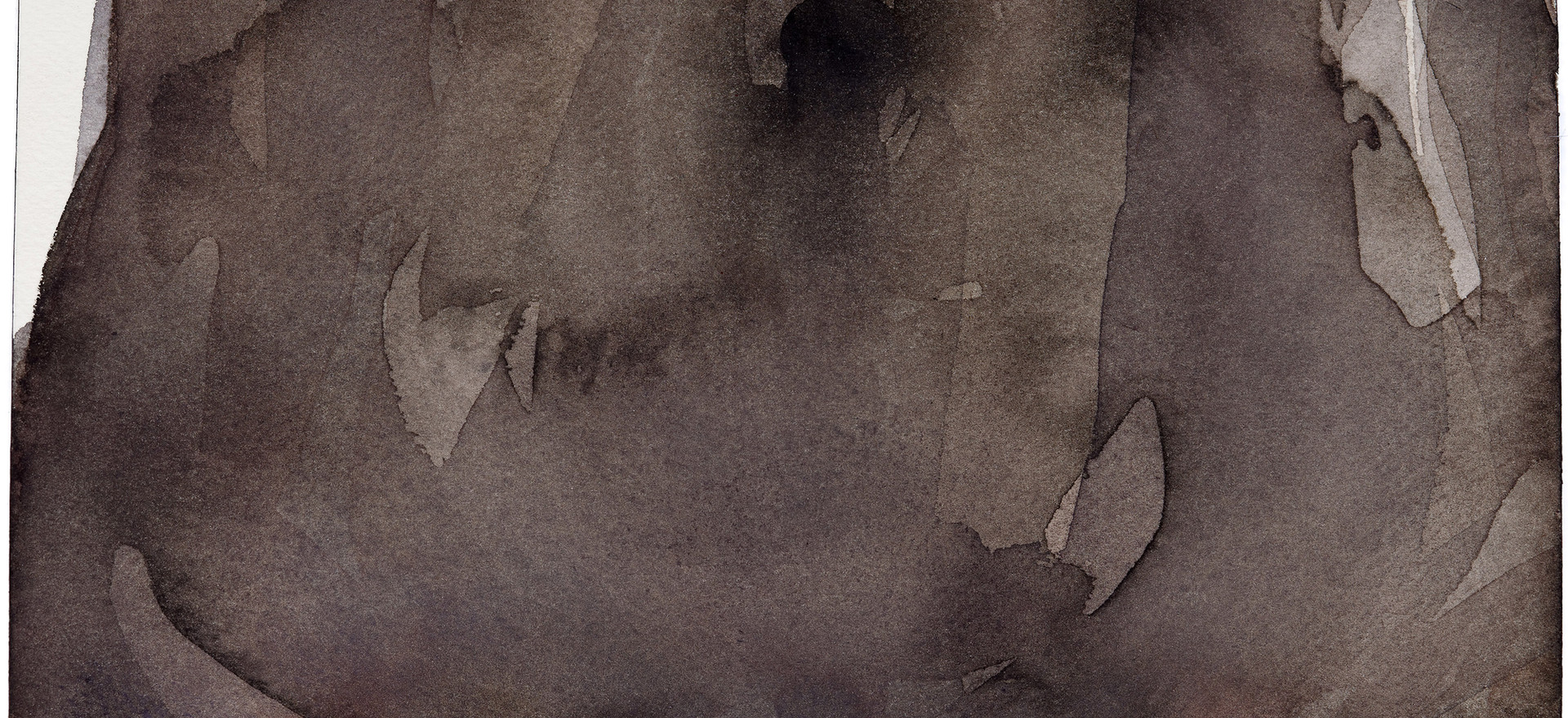 'Navel Series', 2012, watercolour on paper, 18 x 25.5 cm
