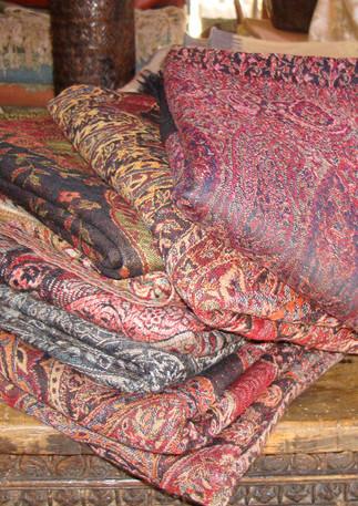 Jamowar Shawls India