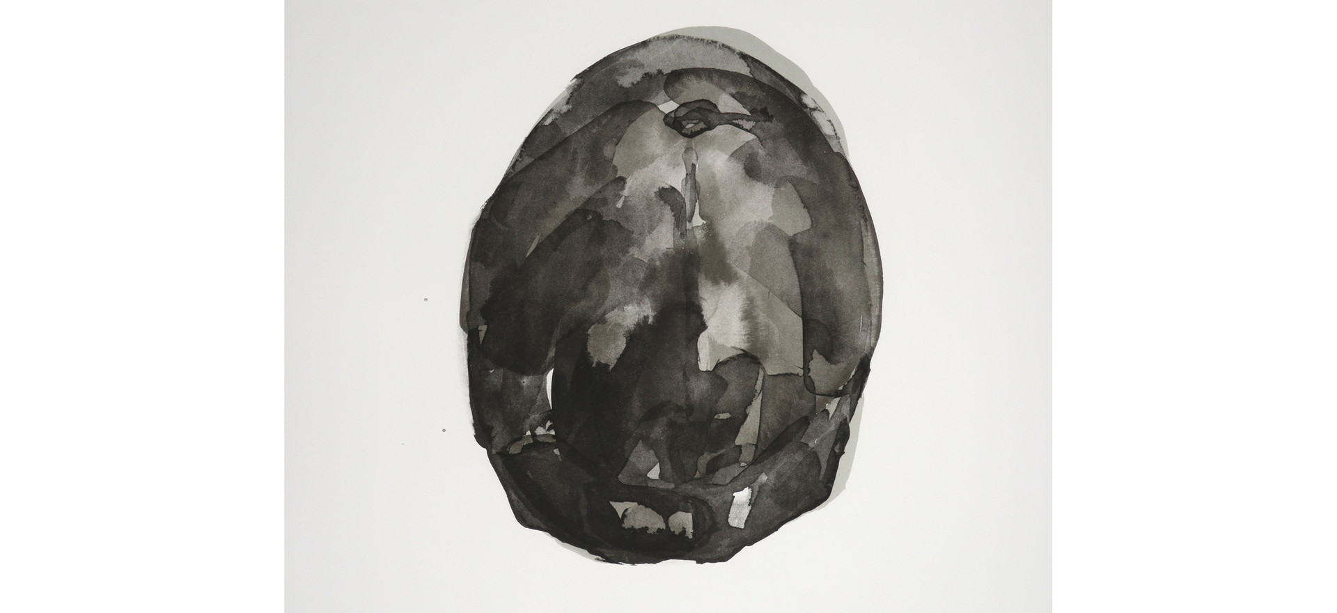 'Articulated (back)', 2017, lithograph, 53. 4 x 43 cm