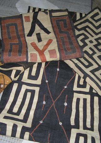 Kuba (Raffia cloth) Zaire