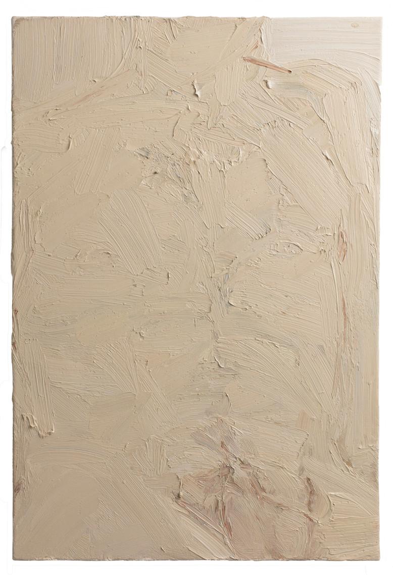 'Terms', 2016, oil on canvas, 60 x 40 cm