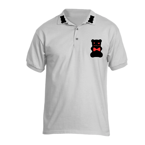 Mr. UgLY BEaR pOLo WhiTE