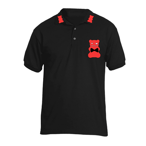 Mr. UgLY BEaR pOLo BlaCK